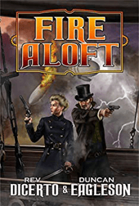 Fire Aloft Cover Book One of the Age of invention